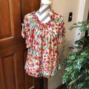 Milly of New York blouse🌹🌹🌹